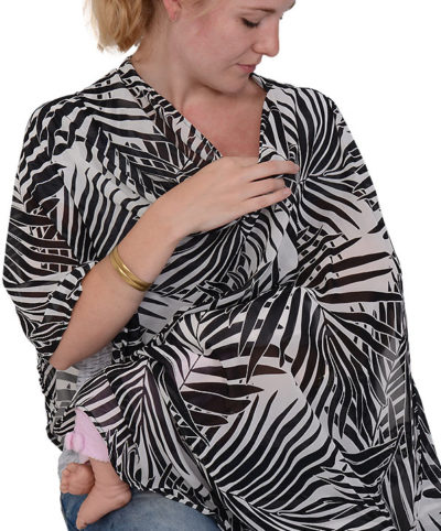 SnuggleRoo 3in1 Feeding Scarf